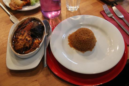 Le Petit Dakar - Thieboudienne rouge