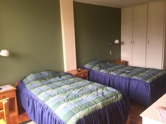 Hotel Rincon Aleman: Habitación doble