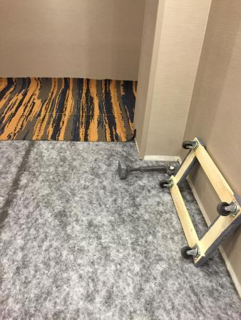 SpringHill Suites Charleston North/Ashley Phosphate: We stayed here over Easter 2015 and they were renovating. I woke up to hammers.