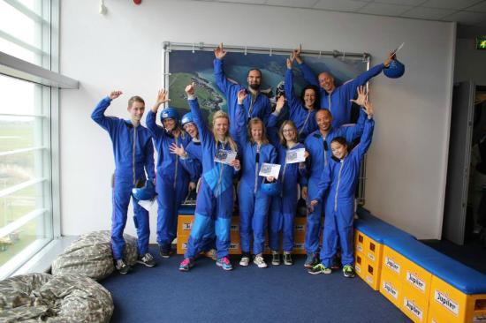 Indoor Skydive Roosendaal: Indoor skydive