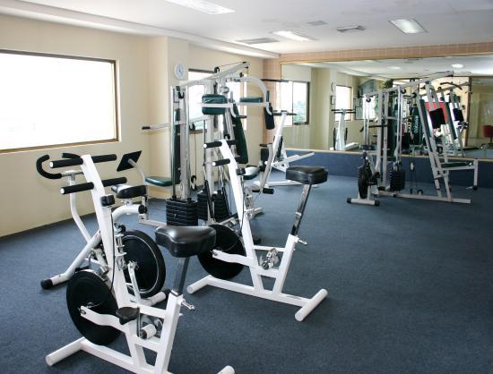 Foto de hotel san marcos culiac n gimnasio tripadvisor for Gimnasio lee
