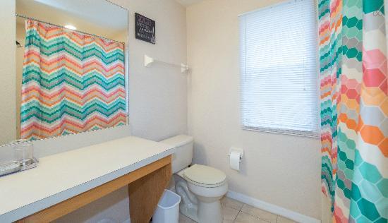Regal Palms Resort & Spa: Banheiro em Casa na Disney Maravilhosa
