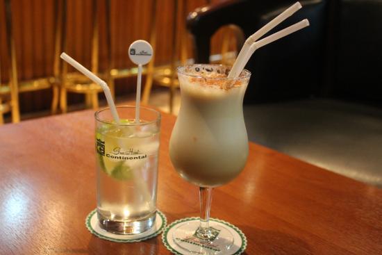 Gran Hotel Continental: cocteles