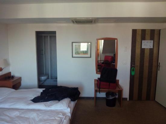 Hotel Wettstein: Hotel Palazzo