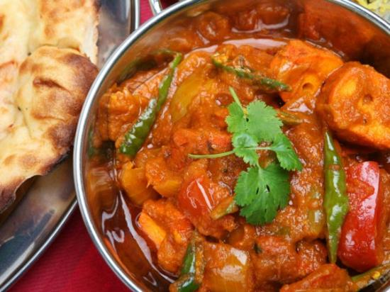 What Is Rota Indian Food