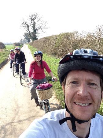Broadland Cycle Hire: Homeward bound!