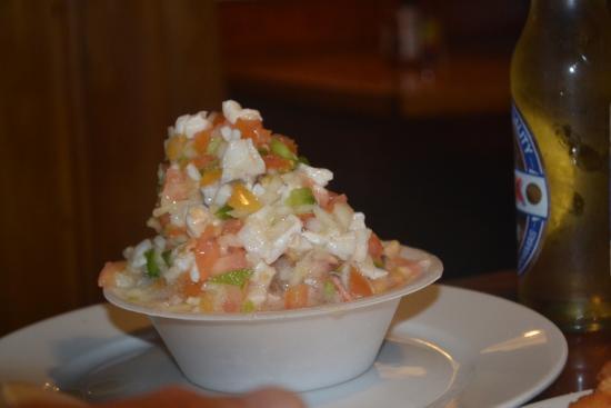 Fish Fry's : Conch Salad