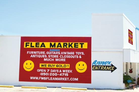 Fort Walton Beach Flea Market