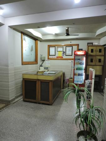 Ellora Guest House: Reception