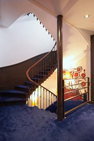 Hotel Saint Sernin : esclaier