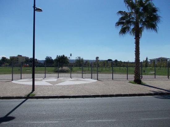Villaricca, Italia: Parco