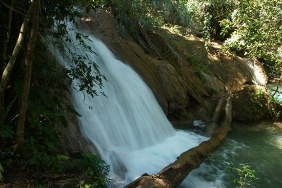 Agua azul picture of cascadas de agua azul palenque for Cascadas de agua