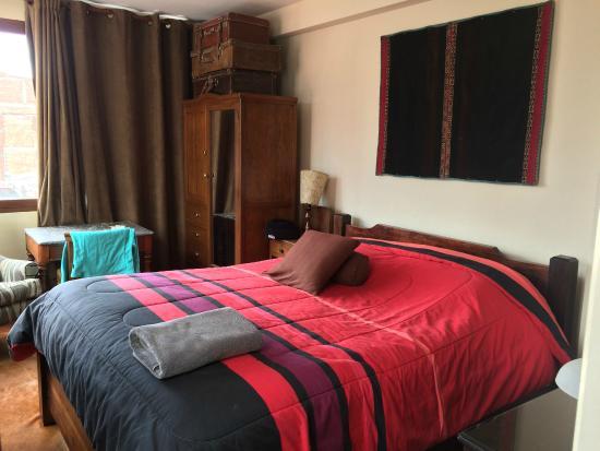 Rendezvous Hotel: Quarto Duplo com Vista Panorâmica