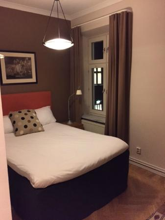 Hotel Duxiana: room