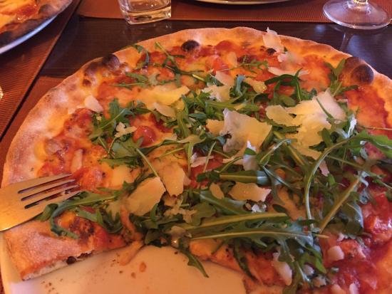 La Taverna: Die Pizza ist super