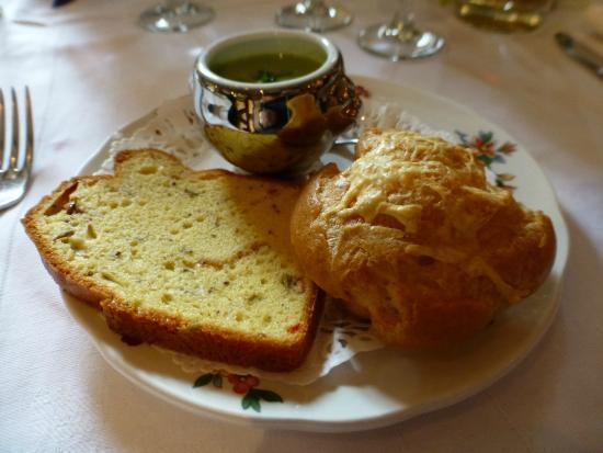 Restaurant Auberge les Tilleuls : Amuse-Bouche