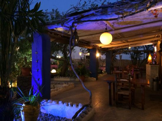 Preparando La Terraza Picture Of Restaurante Rasca
