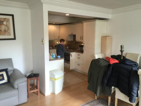 Edinburgh at Home: 1 james square