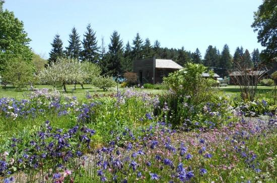 Eagle Creek, OR: General Store & Gardens