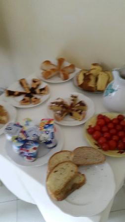 Palazzo Belmonte: Umwerfende Frühstücksauswahl