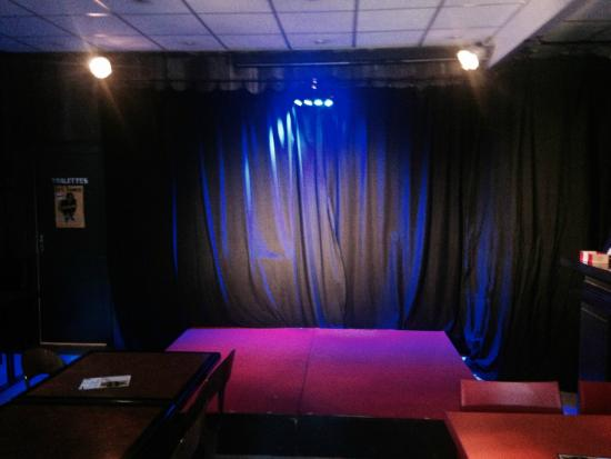 Narbonne, France: Café théâtre de la Poste