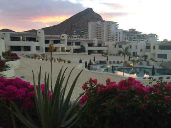 Pool View From Second Floor Balcony Picture Of Terrasol Beach Resorts Cabo San Lucas Tripadvisor