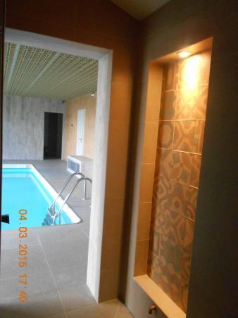 Logis Hotel Notre-Dame : nouveau hammam