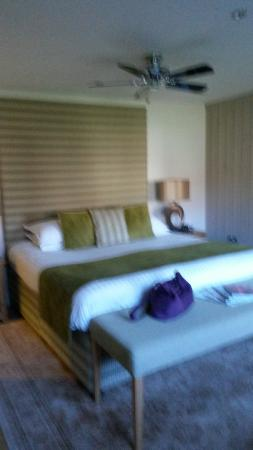 Briarfields Hotel: bed