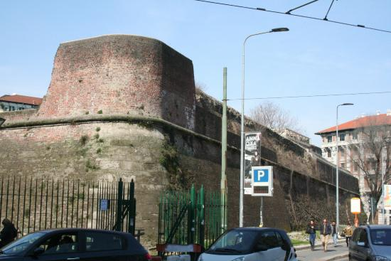 Antiche Mura Cittadine