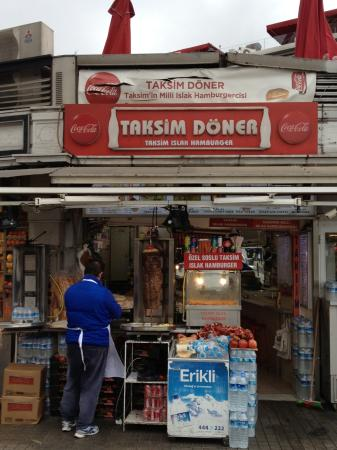Taksim Dönercisi