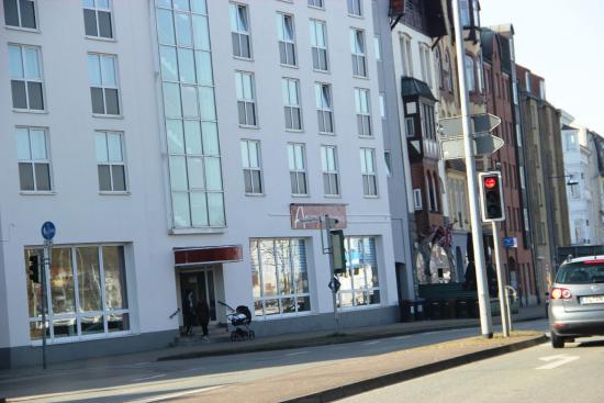 Arcadia Hotel Flensburg: Hotel Arcadia