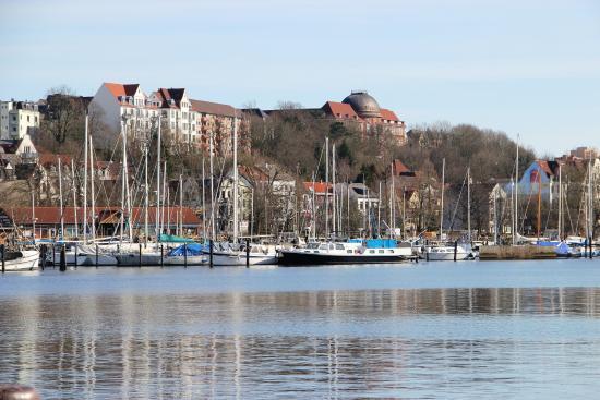 Arcadia Hotel Flensburg : Hafen