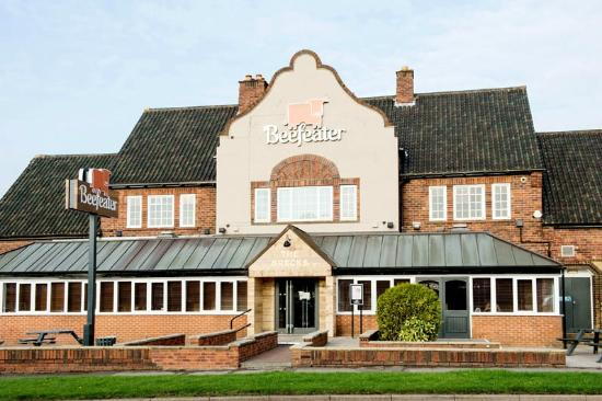 The Brecks Beefeater