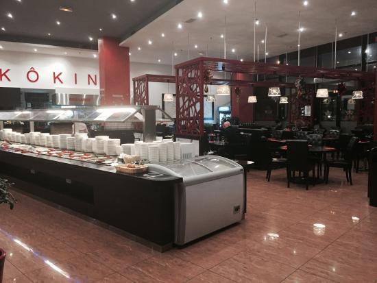 buffet photo de wok o king villeneuve la garenne tripadvisor. Black Bedroom Furniture Sets. Home Design Ideas
