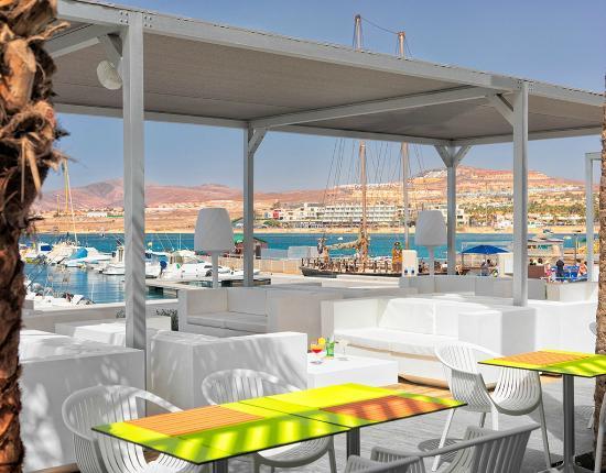 Noray Sports Bar: Enjoy our impressive views