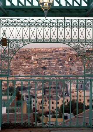 Riad Arabesque: Rooftop