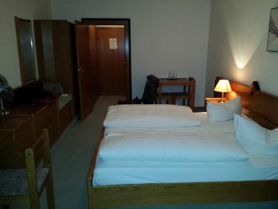 Seaside Residenz Hotel: Das große Zimmer