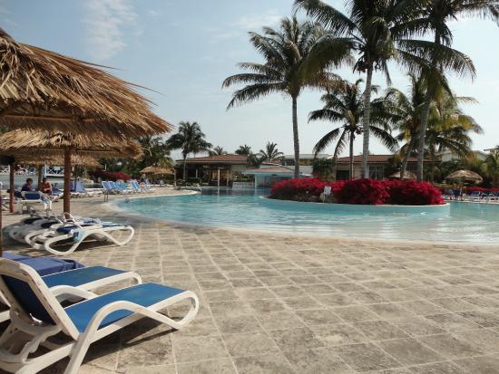 Melia Cayo Santa Maria: vu sur la piscine