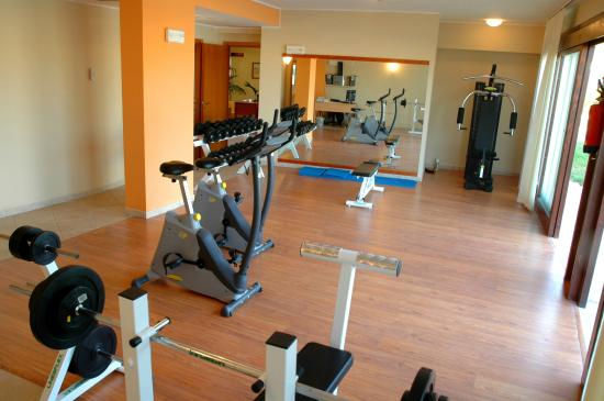 VOI Arenella resort: Gym