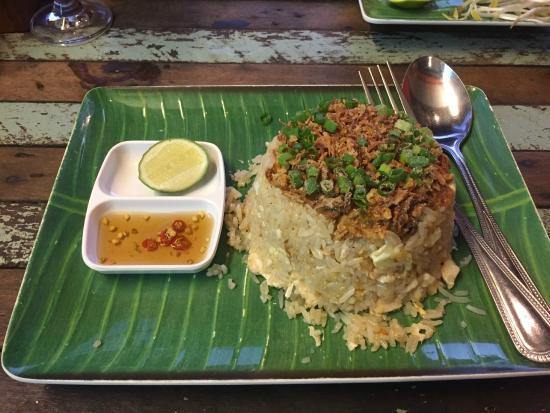 Phad Thai Rock n Roll : Reis mit Chicken