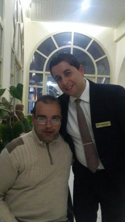 شكراً للمتر عتروس وجميع العمال فندق ممتاز