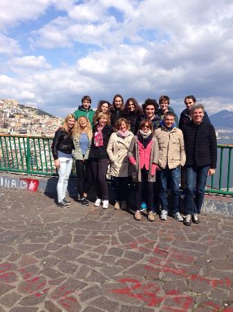 Scialone Limousines: Tour of Naples
