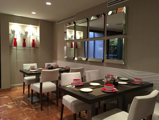 Hotel de Brienne: Frühstücksraum