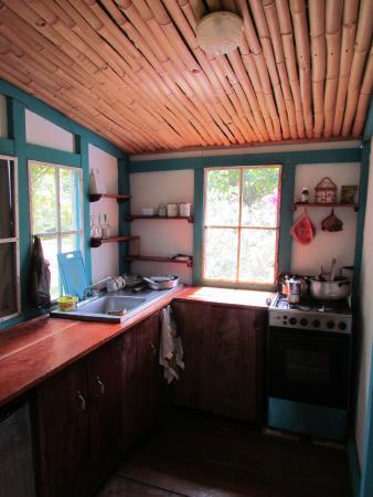 Farm Peace & Love: Kitchenette