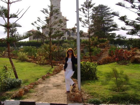 Jardines del Palacio Montazah: Montazah king queen garden