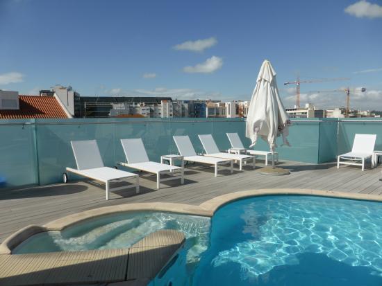 Sana Reno Hotel Swimming Pool Top End