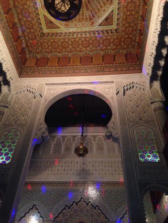Badrane Tours: Restaurant palais medina fez