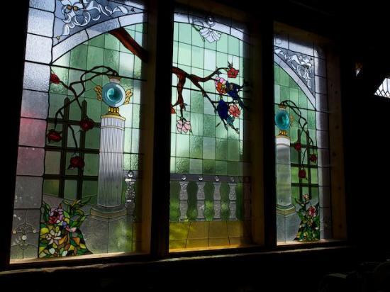 The Inn at Tough City: ...eines der ausgesuchten Fenster