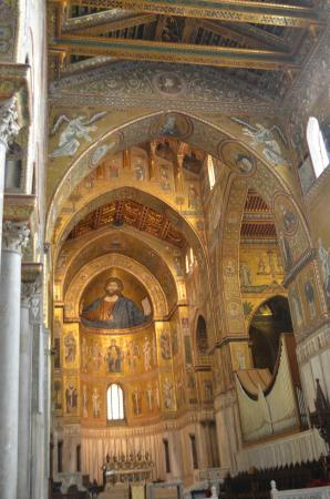 Sicily Blues Tours - Day Tours: Monreale Cathedral