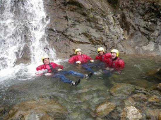 Joint Adventures: Coniston Gorge - April 2015